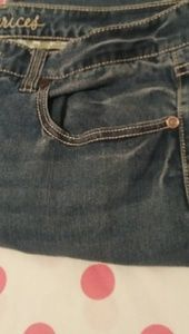 Maurices size 22 long jeans